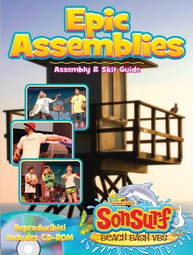 9780830756131: VBS-SonSurf-Epic Assemblies w/CD