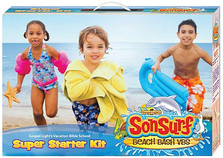 9780830756339: SonSurf Super Starter Kit BL (SonSurf Beach Bash VBS)