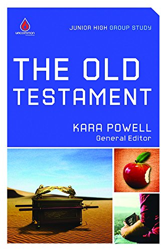 9780830756438: The Old Testament (Uncommon Junior High Group Study)