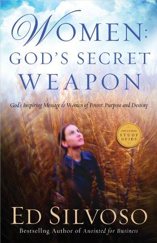 9780830756629: Women: God's Secret Weapon: God's Inspiring Message to Women of Power, Purpose and Destiny