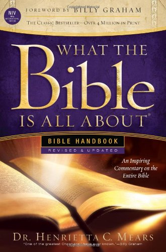9780830759668: What the Bible Is All About: Revised-NIV Edition Bible Handbook