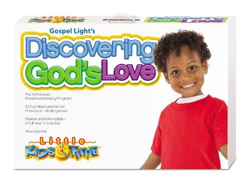 9780830759910: Discovering God's Love Kit (Little KidsTime)