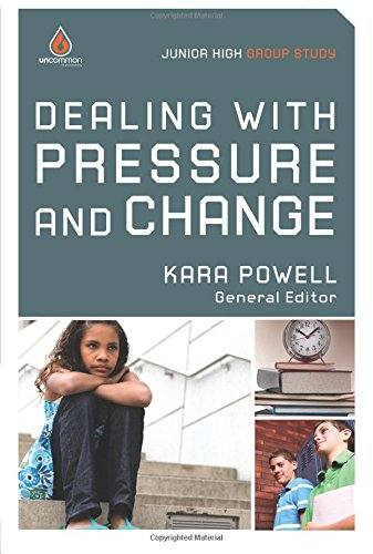 9780830760916: Dealing with Pressure and Change (Junior High Group Study) (Uncommon)