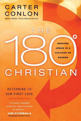 9780830760954: The 180 Degree Christian: Serving Jesus in a Culture of Excess