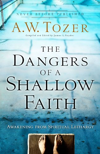 9780830762040: The Dangers of a Shallow Faith: Awakening from Spiritual Lethargy