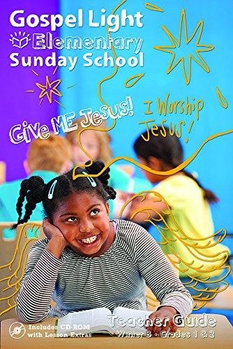 9780830763030: Gospel Light Winter 2016: Elementary Teacher's Gui