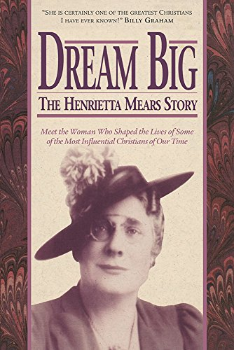 9780830763870: Dream Big: The Henrietta Mears Story