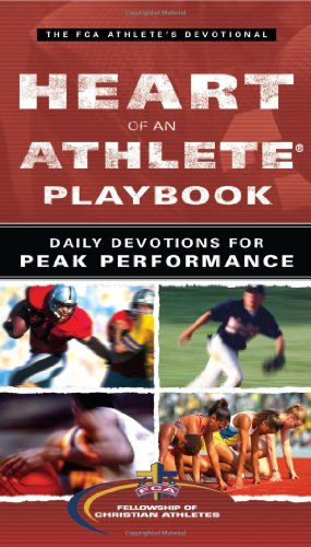 9780830764204: Heart of an Athlete Playbook: Daily Devotions for Peak Performance