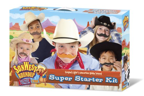 9780830764556: SonWest VBS Super Starter Kit (Sold Out) (SonWest Roundup VBS)