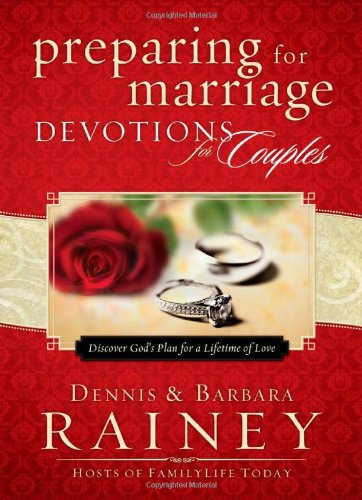 9780830767045: Preparing for Marriage Devotions for Couples: Discover God's Plan for a Lifetime of Love