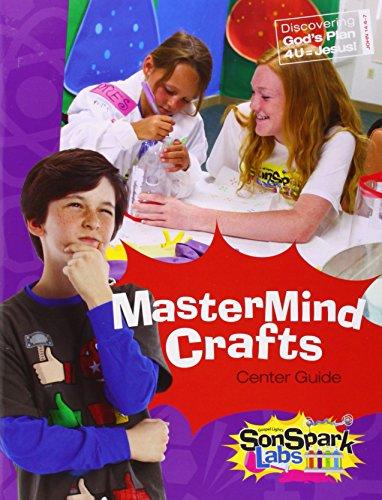 9780830768097: Sonspark Labs MasterMind Crafts