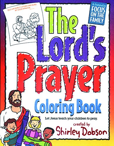 9780830771158: The Lord's Prayer Coloring Book