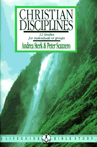 9780830810550: Christian Disciplines: 12 Studies (Lifeguide Bible Studies)