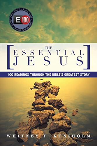 9780830810987: The Essential Jesus: 100 Readings Through the Bible's Greatest Story