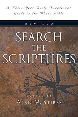9780830811205: Search the Scriptures: A Three-Year Daily Devotional Guide to the Whole Bible
