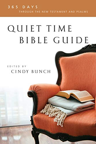 9780830811212: Quiet Time Bible Guide: 365 Days Through The New Testament And Psalms