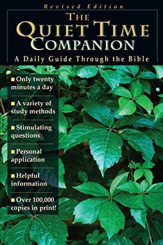 9780830811892: The Quiet Time Companion: A Daily Guide Through the Bible