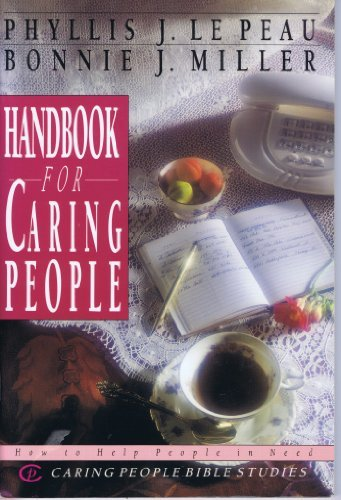 9780830811984: Handbook for Caring People (Caring People Bible Studies)