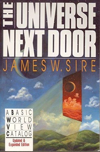Universe Next Door: James W. Sire