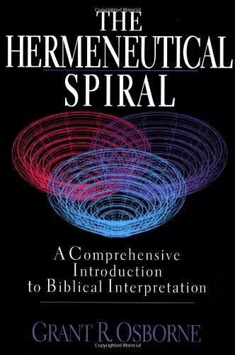 9780830812882: Hermeneutical Spiral