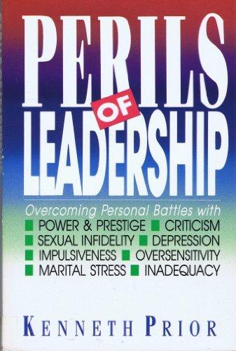 9780830812998: Perils of Leadership: Overcoming Personal Battles