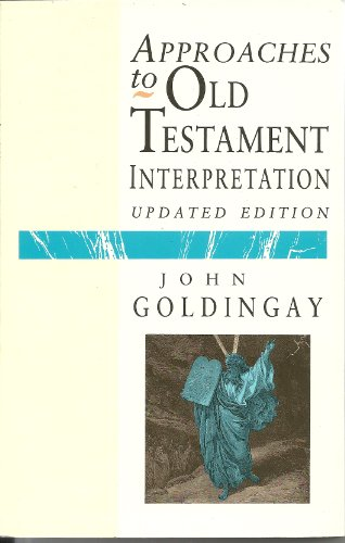 9780830813032: Approaches to Old Testament Interpretation