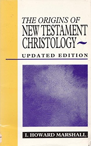 9780830813056: The Origins of New Testament Christology