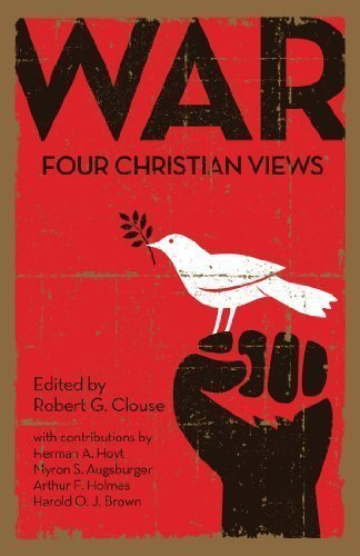 9780830813094: War: Four Christian Views