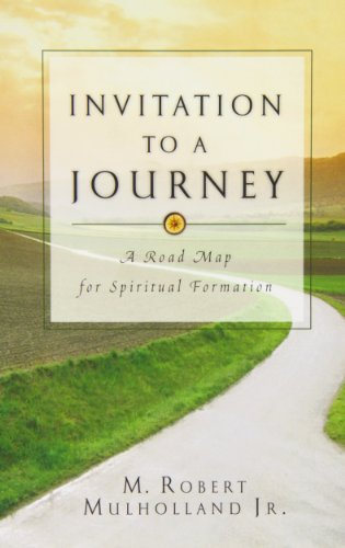 9780830813865: Invitation to a Journey: A Road Map for Spiritual Formation