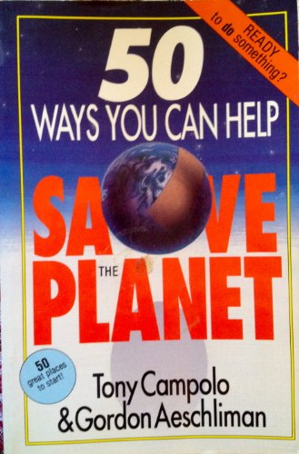 9780830813926: 50 Ways You Can Help Save the Planet