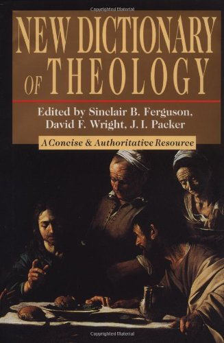 9780830814008: New Dictionary of Theology