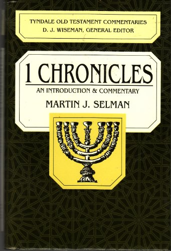 9780830814312: 1 Chronicles: An Introduction and Commentary (Tyndale Old Testament Commentaries)
