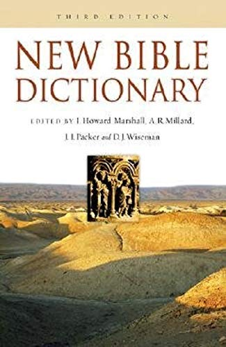 9780830814398: New Bible Dictionary