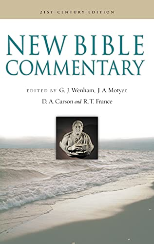 9780830814428: New Bible Commentary