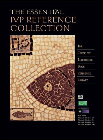 9780830814558: The Essential IVP Reference Collection: The Complete Electronic Bible Reference Library