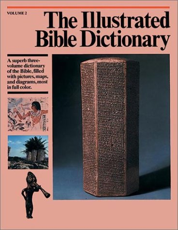 9780830814626: The Illustrated Bible Dictionary (Volume 2)
