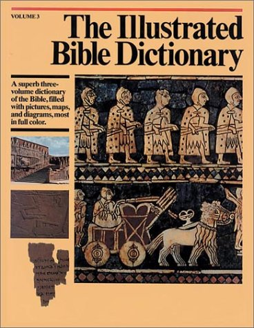 Illustrated Bible Dictionary: 3 (9780830814633) by J. D. Douglas