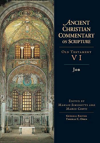 9780830814763: Job (Ancient Christian Commentary on Scripture)