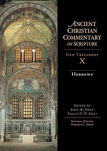 9780830814954: Hebrews (Ancient Christian Commentary on Scripture)