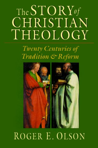 9780830815050: The Story of Christian Theology: Twenty Centuries of Tradition & Reform