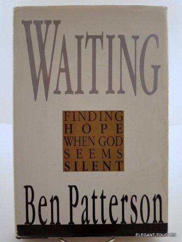 9780830817276: Waiting: Finding Hope When God Seems Silent