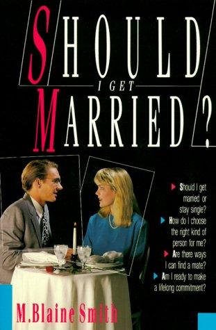 9780830817306: Should I Get Married
