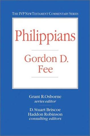 9780830818112: Philippians