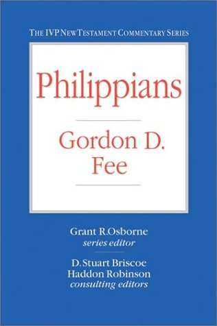 9780830818112: Philippians (IVP New Testament Commentary Series)