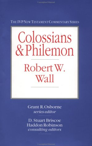 9780830818129: Colossians & Philemon (IVP New Testament Commentary Series)