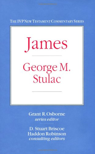 9780830818167: James (IVP New Testament Commentary Series)