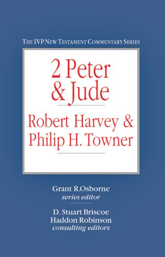 9780830818181: 2 Peter & Jude (Ivp New Testament Commentary Sereis)