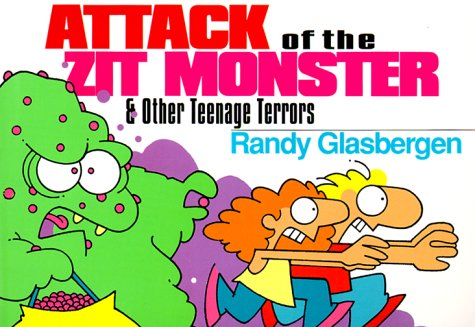 9780830819775: Attack of the Zit Monster & Other Teenage Terrors