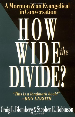 9780830819911: How Wide the Divide?: A Mormon & an Evangelical in Conversation