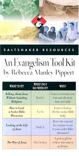 Saltshaker Resources (0830821201) by Rebecca Manley Pippert